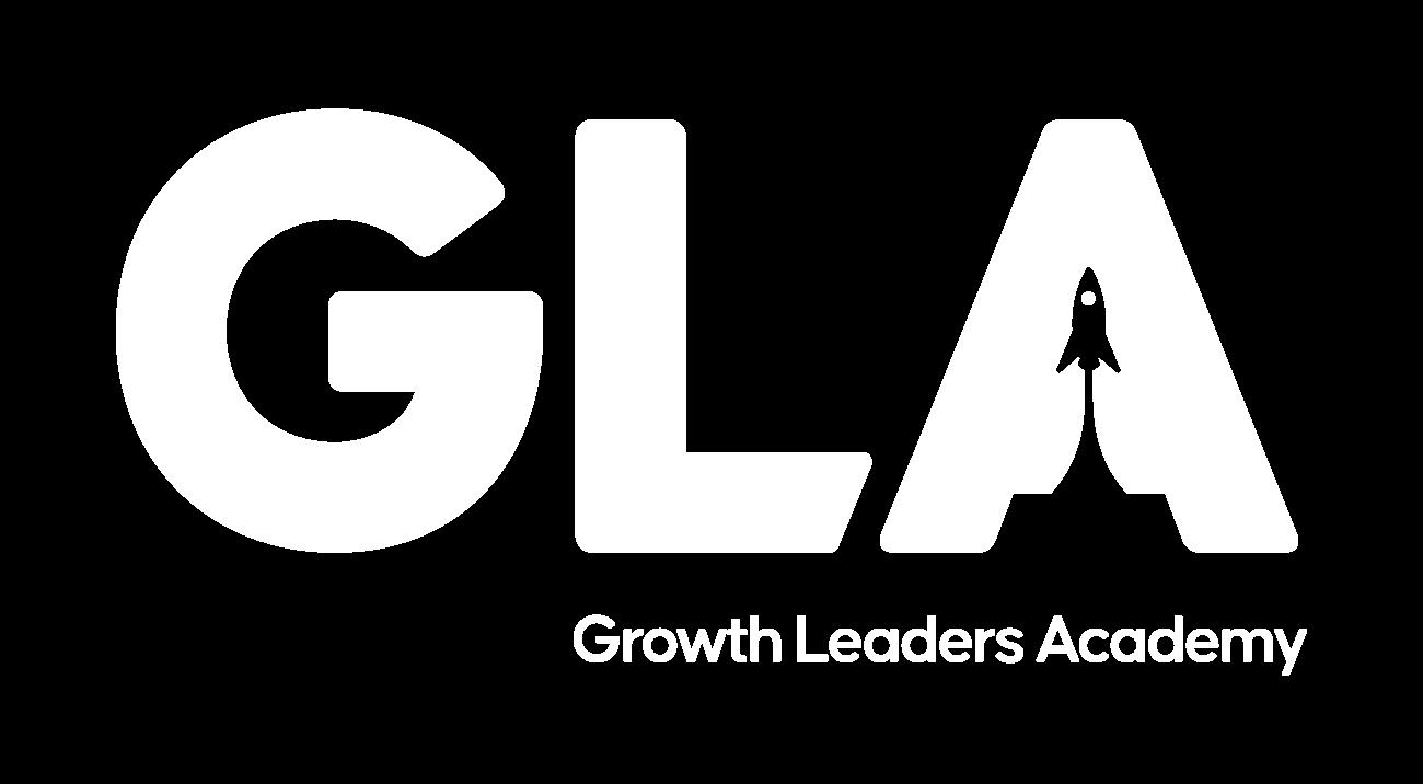 Logo GLA Branco