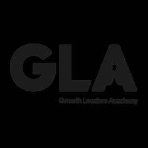 Logo GLA Preto